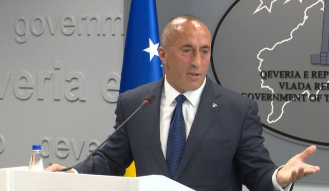 Haradinaj: It would be wrong to abolish the tax on Serbia without recognizing Kosovo
