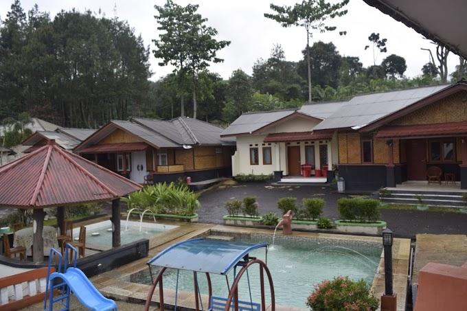 sewa villa murah di ciater sari ater