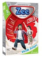 Kid Zee dan Kid Zee Platinum