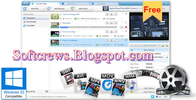 Any Video Converter Latest Version Download For Windows
