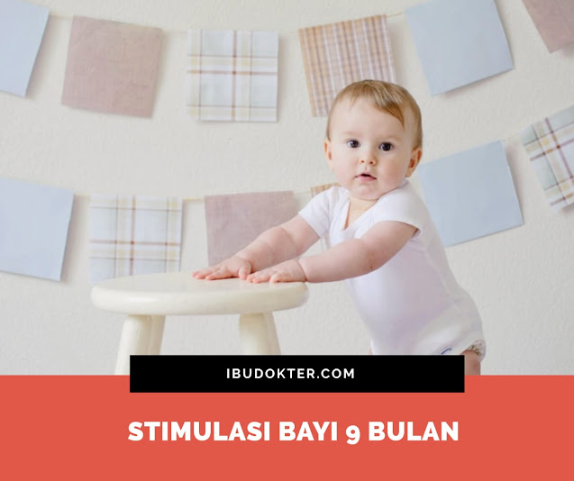 Stimulasi Bayi 9 Bulan