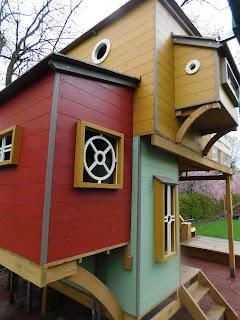 Lombház építés gyerekeknek
