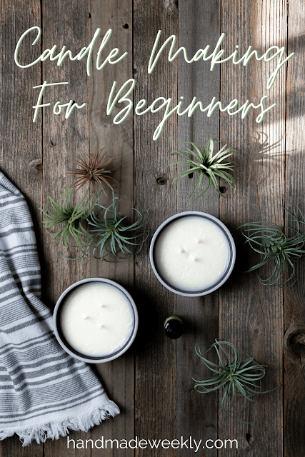 Soy Candle Making For Beginners