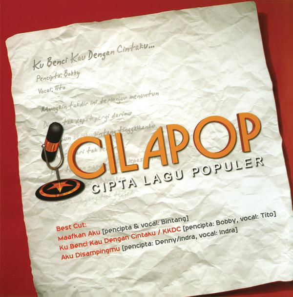 Various Artists - Cilapop - Album (2005) [iTunes Plus AAC M4A]