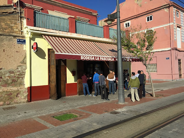 Almuerzos Populares - La Pascuala
