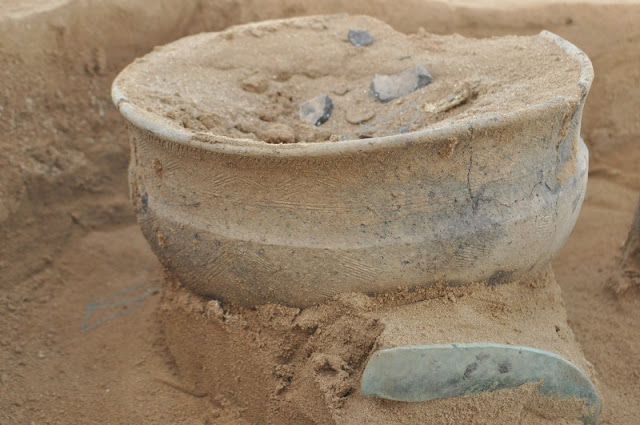 Bronze Age burials discovered in western Kazakhstan