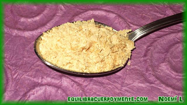 Levadura nutricional. Beneficios de la levadura nutricional.