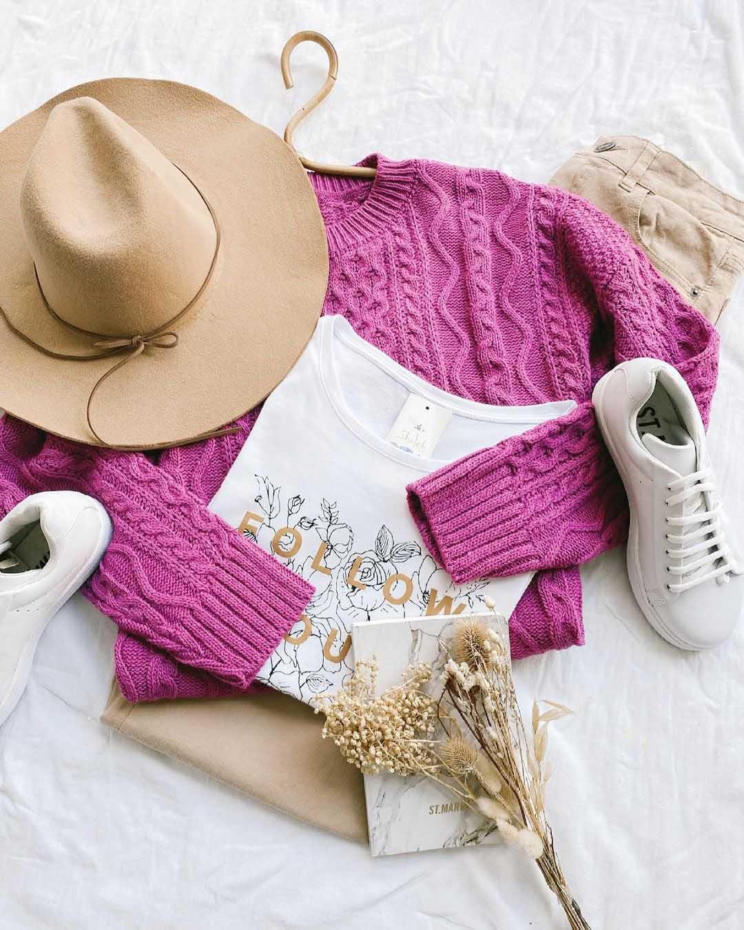 ropa de mujer invierno 2021 sweaters remeras pantalones