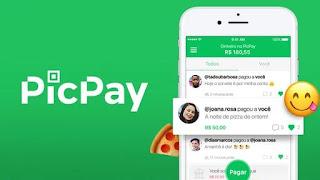 Como funciona o Cashback de 5% do PicPay Card?