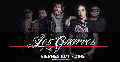 Vuelven Los Guarros.