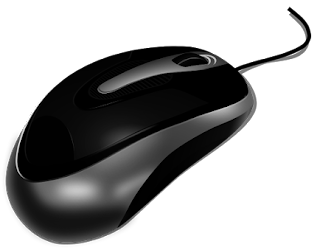 Mouse of computer images