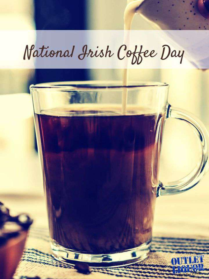 National Irish Coffee Day Wishes Awesome Picture