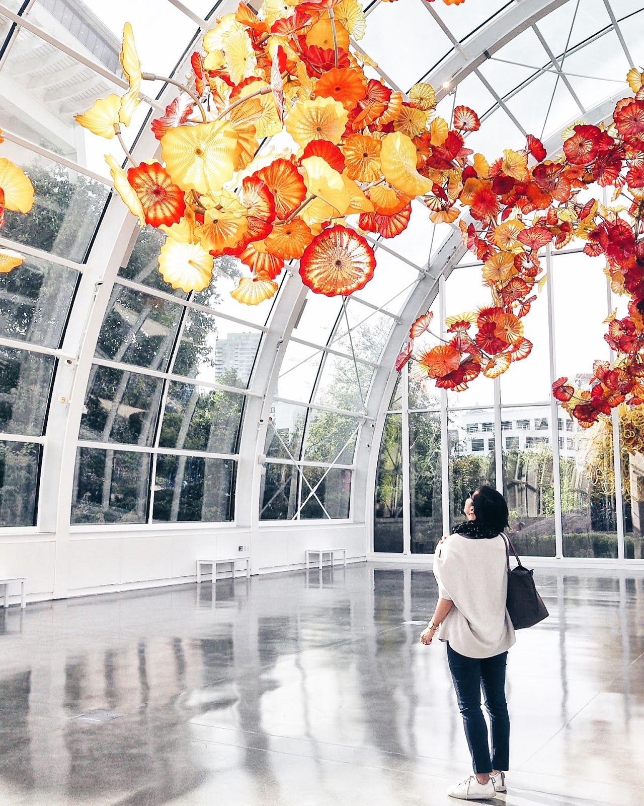 What To See In Seattle Chihuly Garden And Glass Angloyankophile