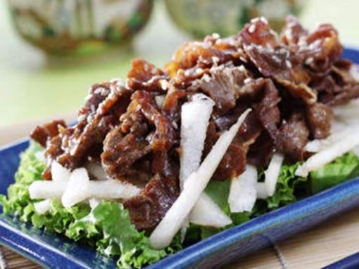 Resep dan Cara Membuat Salad Korea