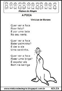 Poesia a foca