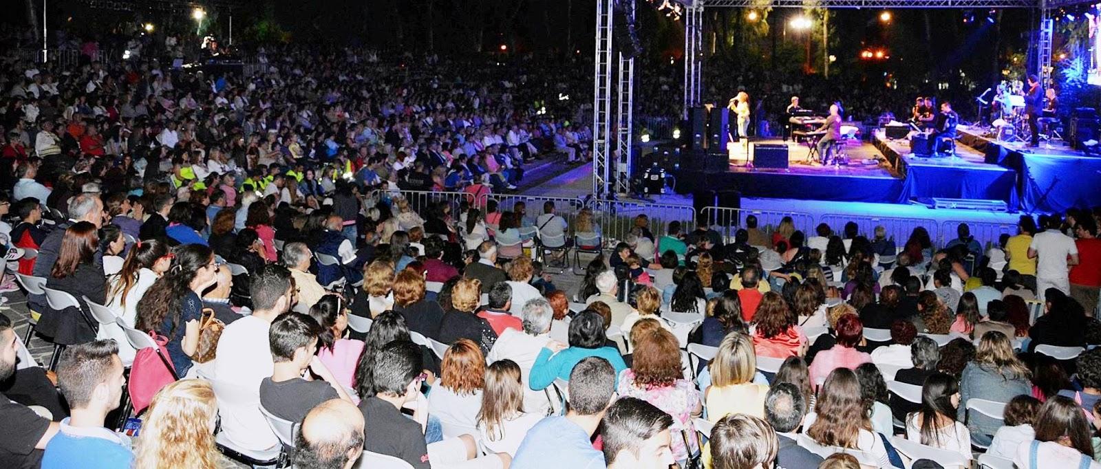 Στο πλαίσιο των καλοκαιρινών εκδηλώσεων του Δήμου Περιστερίου  διοργανώνονται μεγάλες συναυλίες 332cb840656