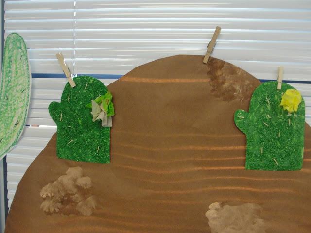 habitats - desert craft