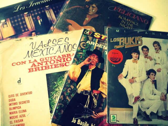 グアテマラ産 レコード