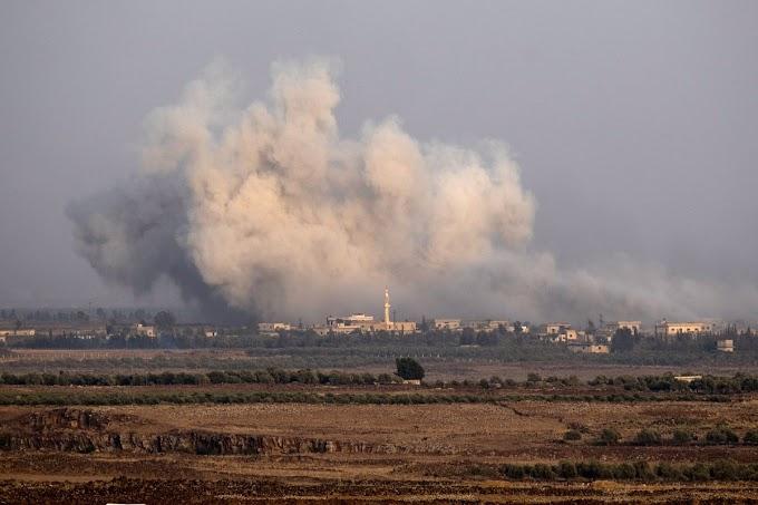 Siria lanzó tres cohetes contra territorio de Israel