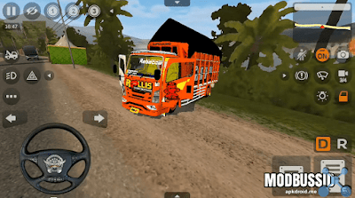 Isuzu Rollis Bemper Jetbus 3