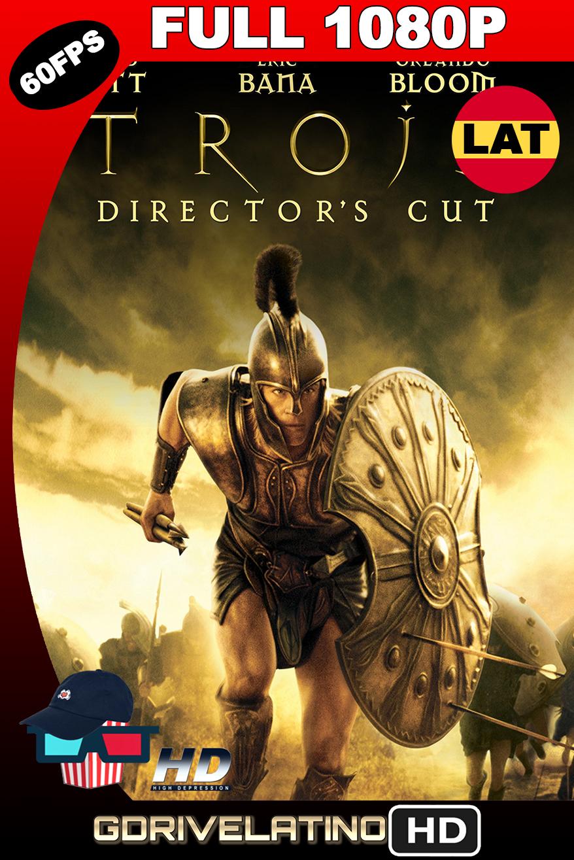 Troya (2004) Director's Cut BDRip 1080p (60fps) Latino-Ingles MKV