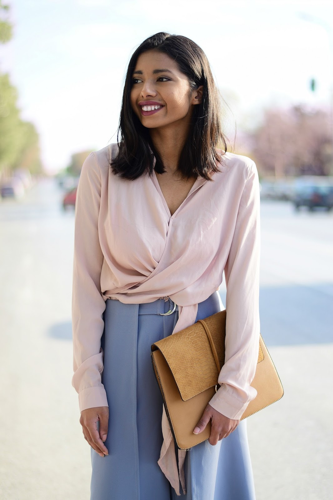 how to wear pastel in spring