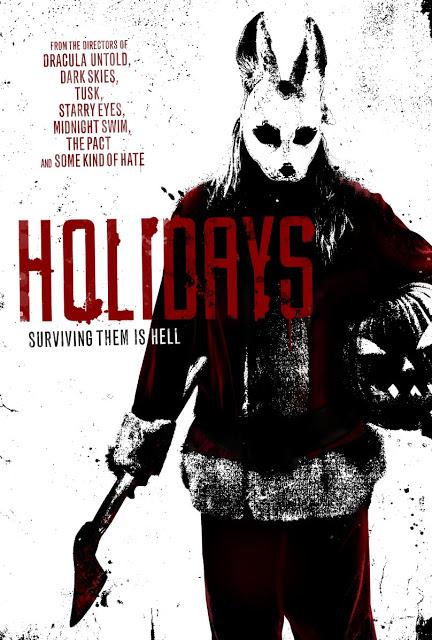 Holidays [2016] [DVDR] [NTSC] [Latino]