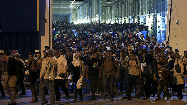 Ελλάδα και  Ε.Ε. αναζητούν τη λύση της προσφυγικής εξίσωσης