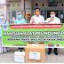 Wawako Erwin Yunaz Terima Bantuan APD Dari Alumni SMAN 1 Payakumbuh