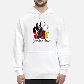 Native Grandma Bear Shirt 6
