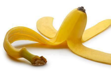 ما لا تعرفه عن قشور الموز .
