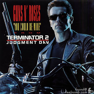 You could be mine - Guns n Roses, OST Terminator 2 Judgement Day