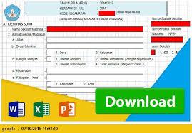 Download Laporan Individu Sekolah Tahun 2019 Smp Negeri 2 Dlingo