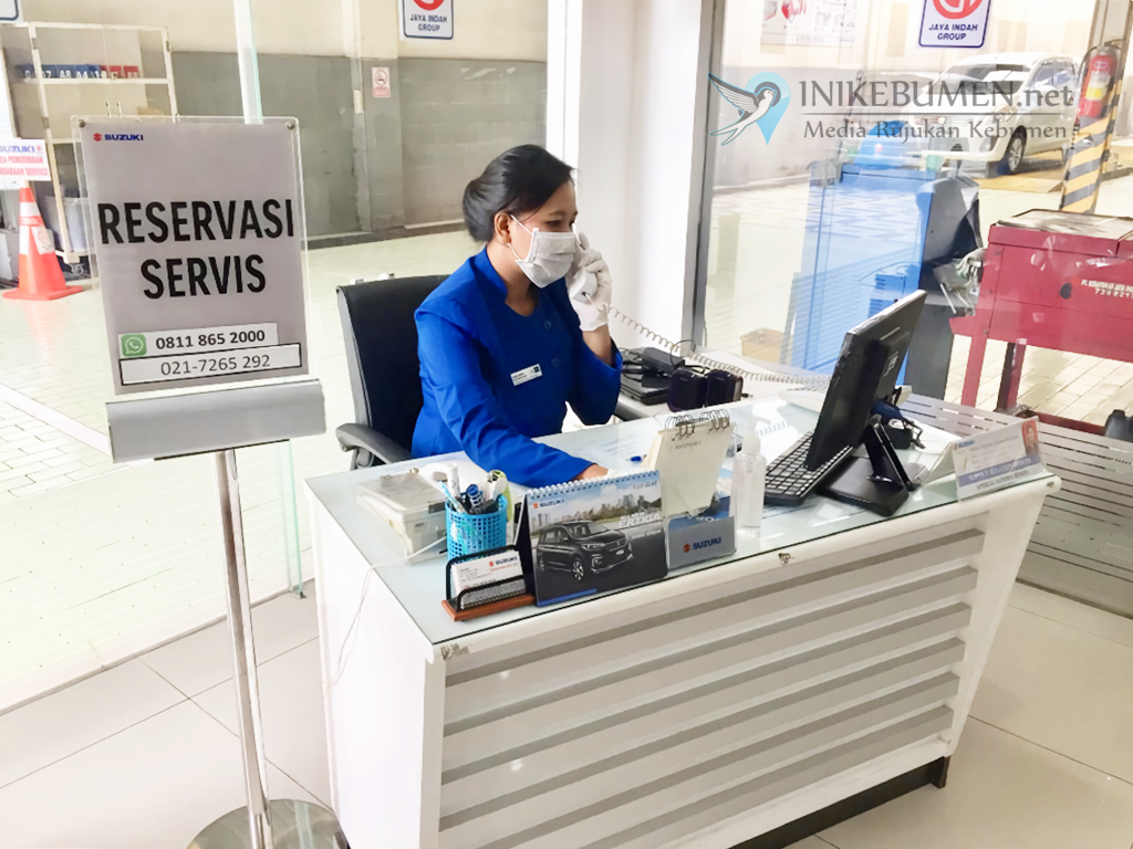 Suzuki Optimalkan Layanan Pembelian dan Utamakan Keselamatan Pelanggan