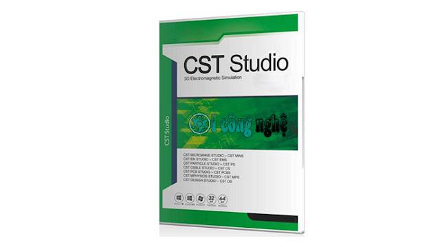 CST Studio Suite 2021