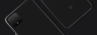 جوجل Pixel 4  رسميا مع كاميركبيرة مربعة الشكل في الخلف