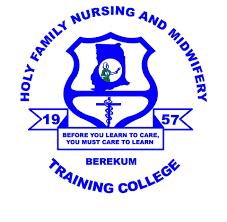 Berekum Holy Family Nursing And Midwifery Training College Admission