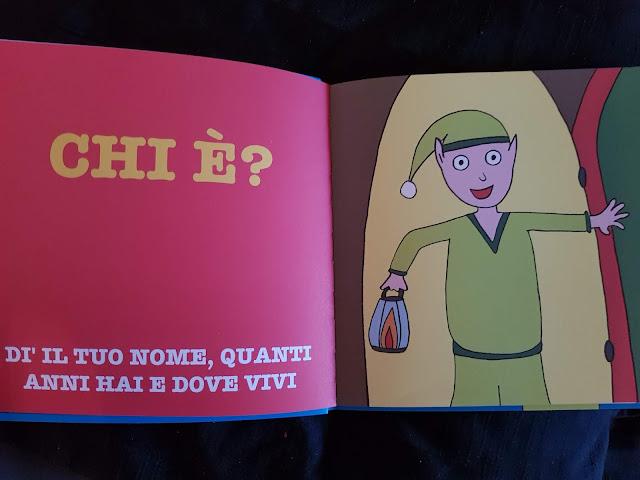 libro Chi aiuta Babbo Natale?