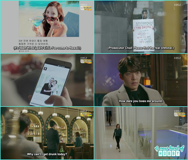 Joon young at the bar where jung eun drinking- Uncontrollably Fond - Episode 13 Review