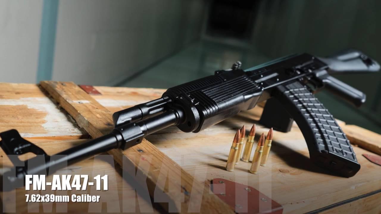344d312b406 Το καλύτερο AK-47; Τυφέκιο VEPR FM-AK47-11 (video) | guns-gr