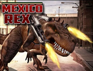Meksika Dinozor Saldırısı Oyunu