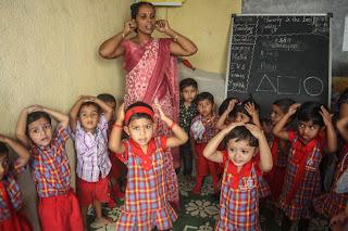 Little world of creativity Education Blog for Pratham India  Written by Priyanka Shertukde