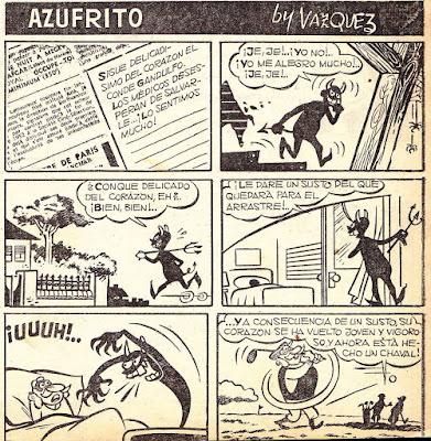 El DDT  contra las penas nº 43 (17 de Marzo de 1952)