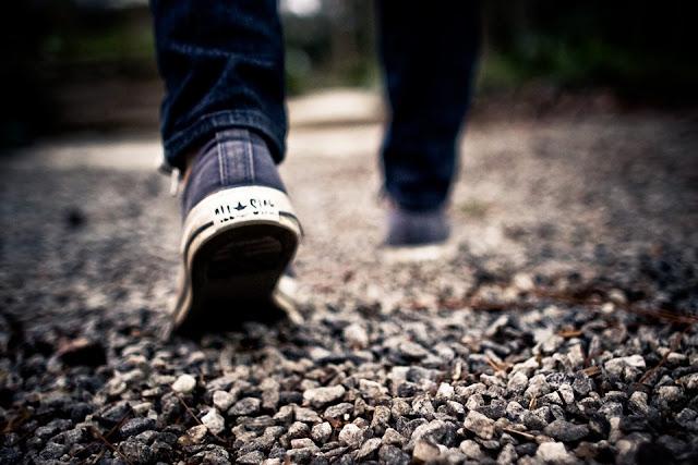 انقاص الوزن بالمشي