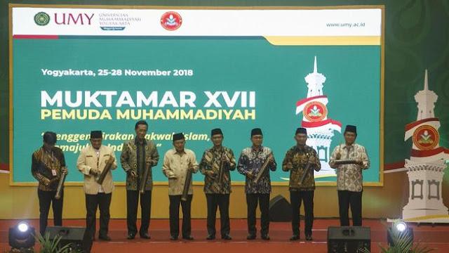 Gantikan Dahnil Anzar, Sunanto Ketum Pemuda Muhammadiyah