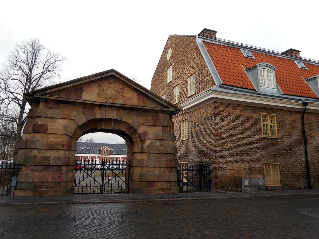 Norreport, Kristianstad