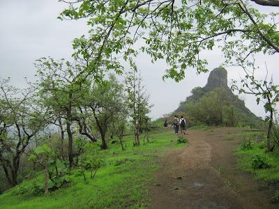 Trek to Karnala Fort / Bird Sanctuary on 26 July