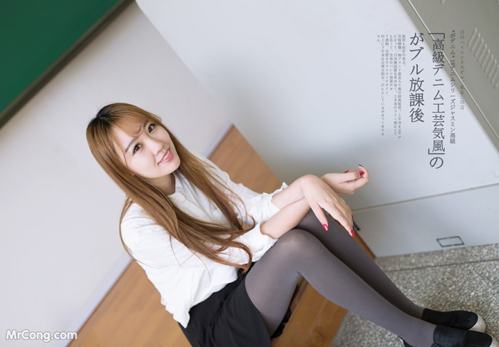 Image School-girls-by-Ronnie-MrCong.com-076 in post Những cô nàng nữ sinh xinh đẹp mê mẩn người xem chụp bởi Ronnie (96 ảnh)
