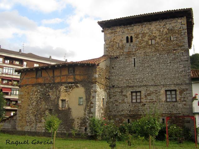 Torre de Ugarte. Llodio.
