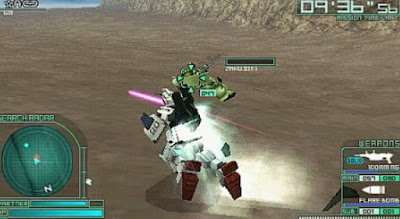 Gundam Battle Royale Iso PPSSPP